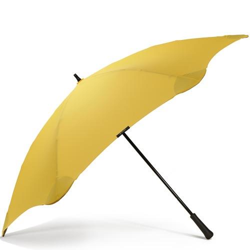Зонт-трость Blunt XL горчично-желтый, фото