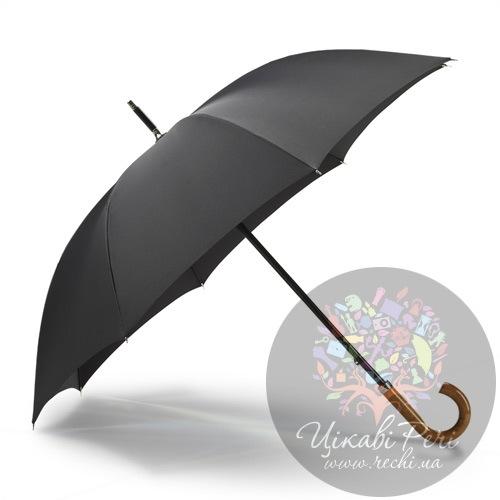 Зонт Dalvey Gentlemans Walking черный, фото