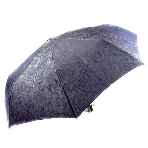 Красивый женский зонт автоматический Три Слона светло-фиолетовый, фото