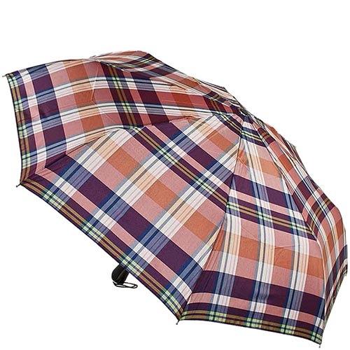 Женский автоматический зонтик Ferre в клетку, фото