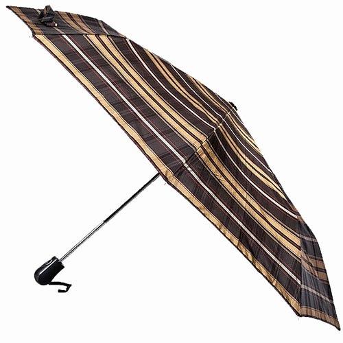 Зонт Ferre с нейтральную клетку с автоматическим механизмом, фото