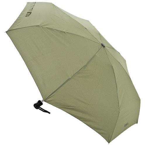 Складной зонтик зеленого цвета Ferre с автоматическим механизмом, фото