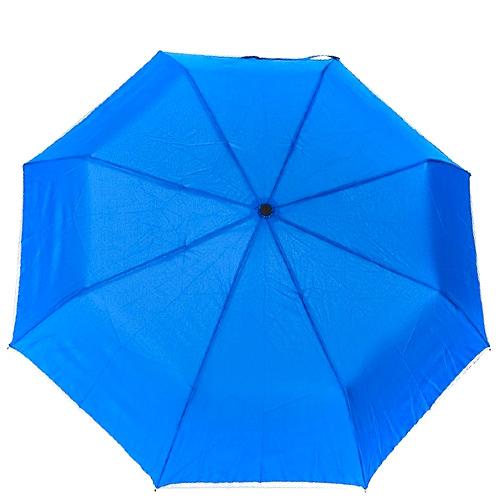 Механический зонт Ferre синий в 2 сложения, фото