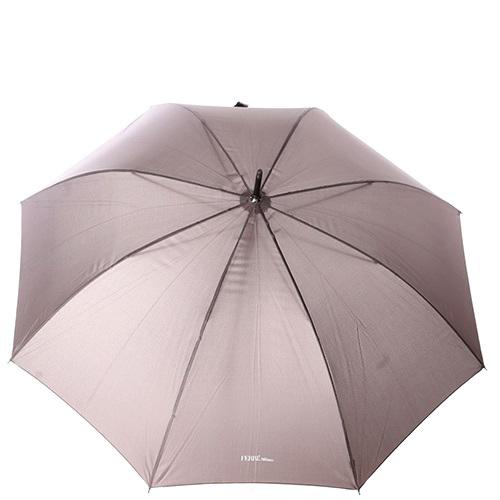 Зонт-трость Ferre серого цвета , фото