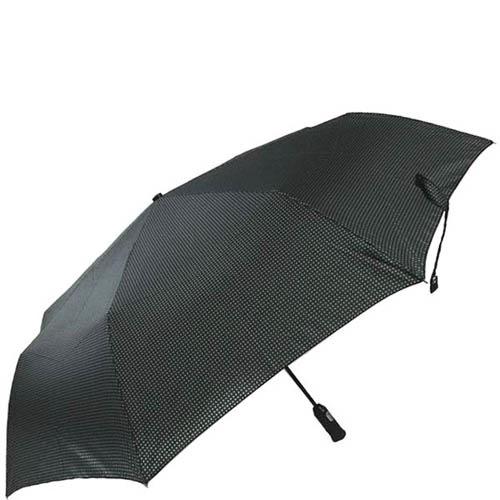 Зонт-автомат Doppler мужской модель 743067 черного цвета, фото