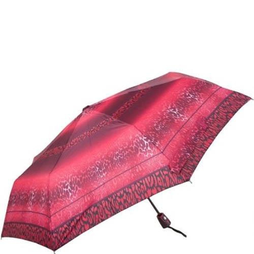 Зонт автомат Doppler модель 7441465S женский бордовый, фото