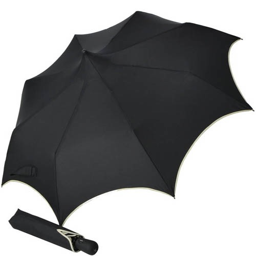Зонт-автомат Doppler женский модель 744863 черный, фото