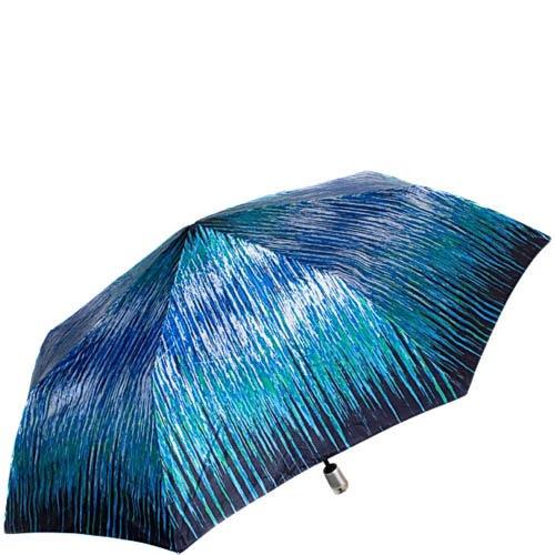 Зонт-автомат Doppler женский модель 74665GFGRA синего цвета, фото