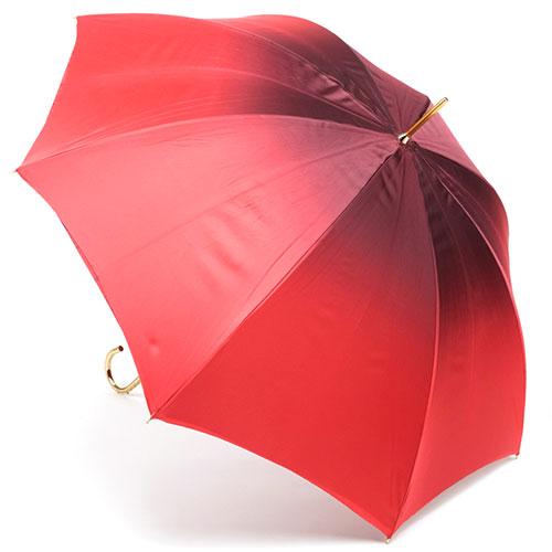 Зонт-трость Pasotti с двухсторонней расцветкой, фото