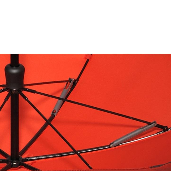 Зонт-трость Blunt Mini красный