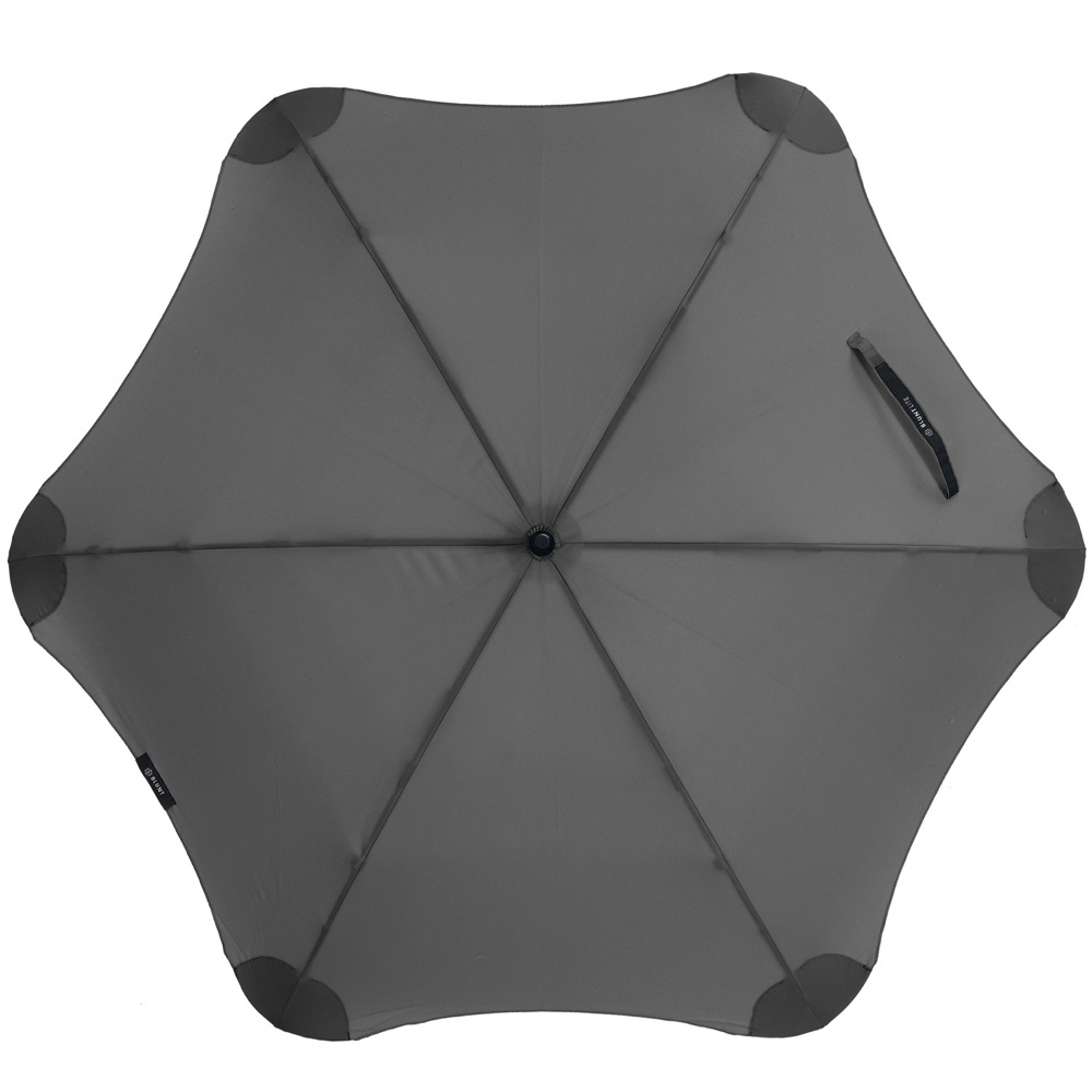 Зонт-трость Blunt Mini темно-серый