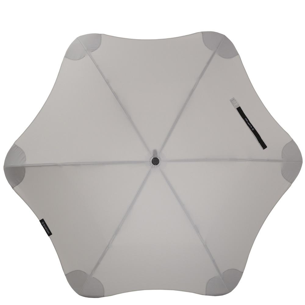 Зонт-трость Blunt Mini светло-серый