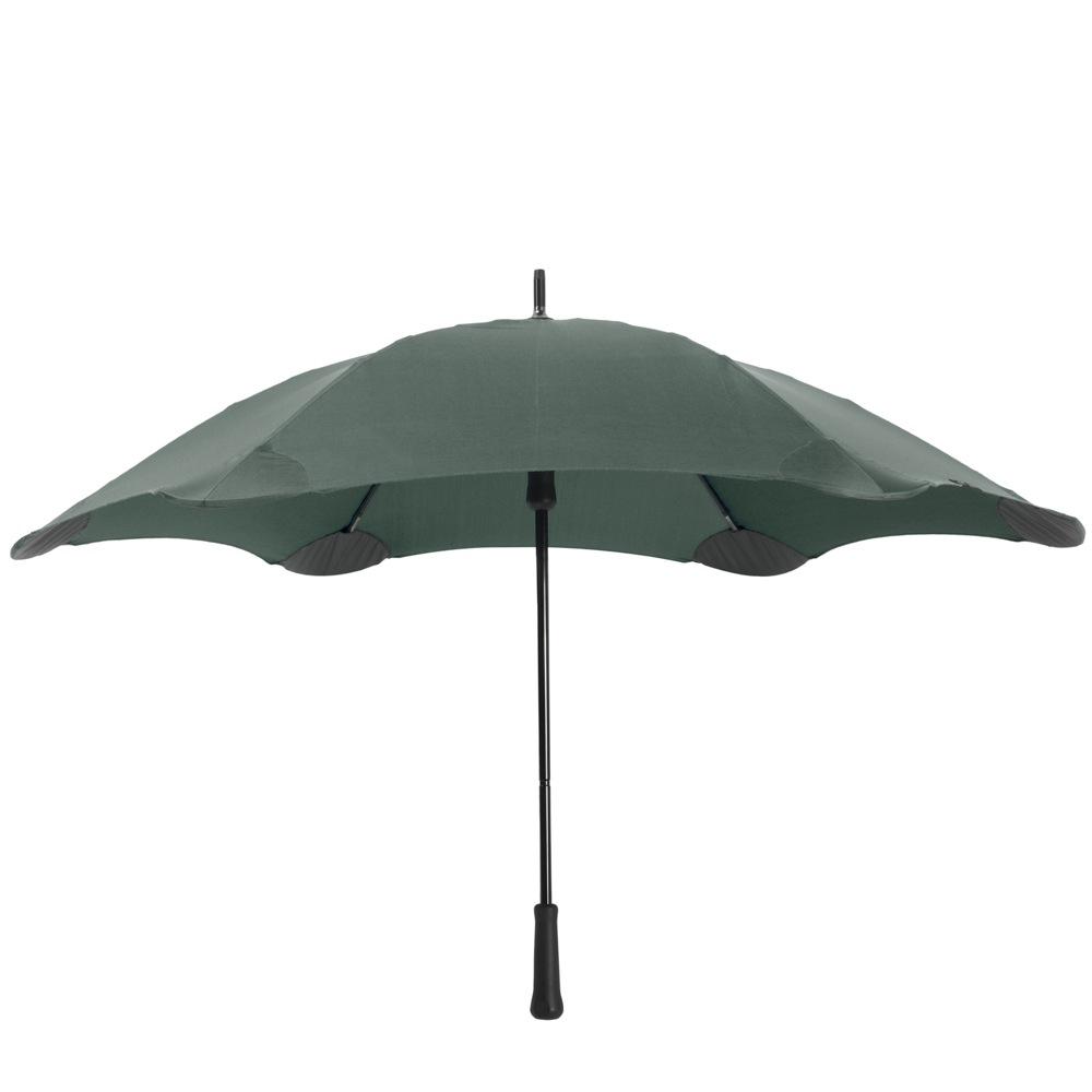 Зонт-трость Blunt Mini темно-зеленый