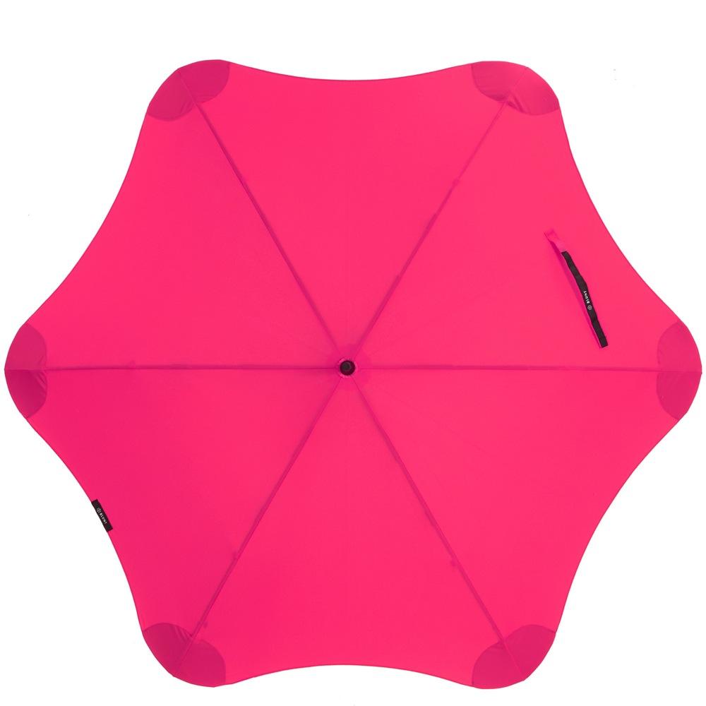 Зонт-трость Blunt Classic ярко-розовый