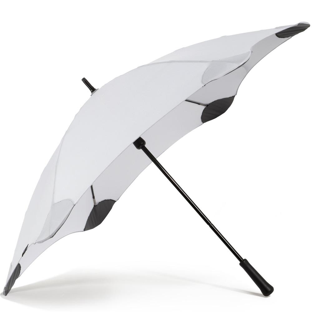 Зонт-трость Blunt Classic светло-серый