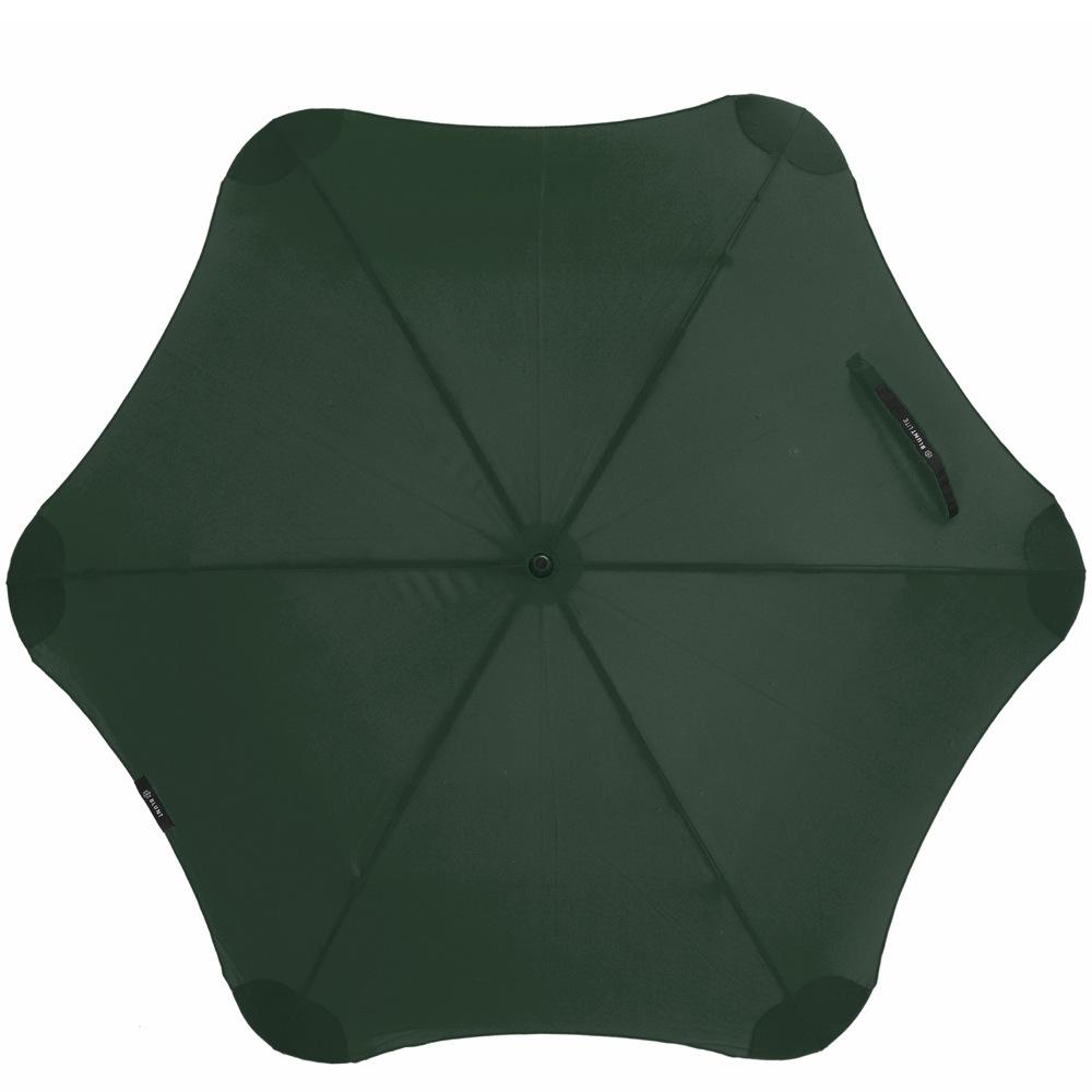 Зонт-трость Blunt Classic темно-зеленый