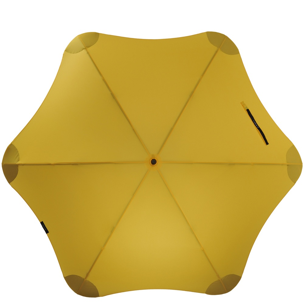 Зонт-трость Blunt XL горчично-желтый
