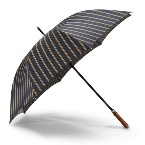 Зонт Dalvey Sporting синие полоски