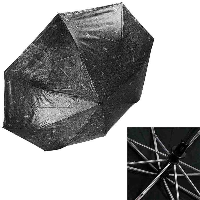 Складной зонт-автомат Ferre с системой антиветер