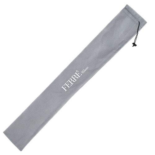 Классический прочный клетчатый зонт Ferre с автоматическим механизмом