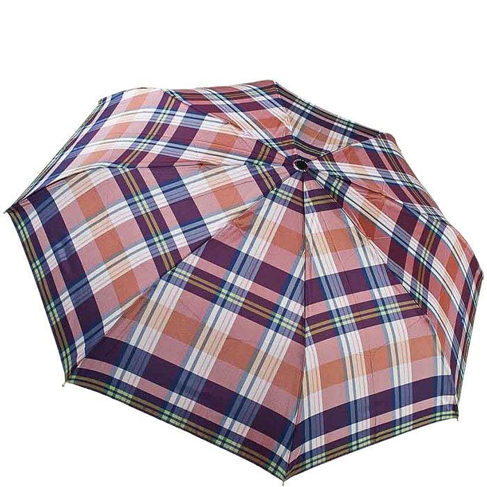 Женский автоматический зонтик Ferre в клетку
