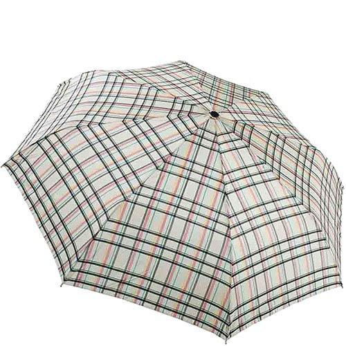 Клетчатый зонт-автомат Ferre унисекс