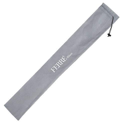 Автоматический зонт Ferre в красную шотландскую клетку с прорезиненой ручкой