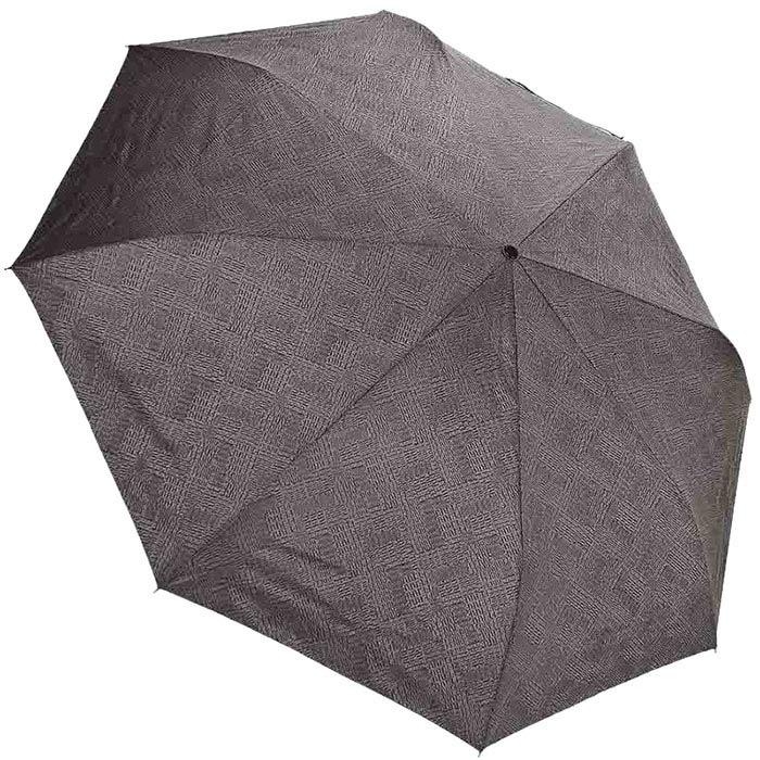 Большой автоматический зонт Ferre с металлическим принтом