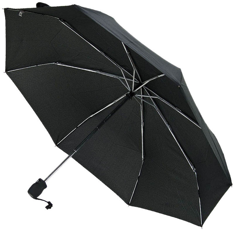 Большой классический зонт Ferre унисекс с автоматическим механизмом