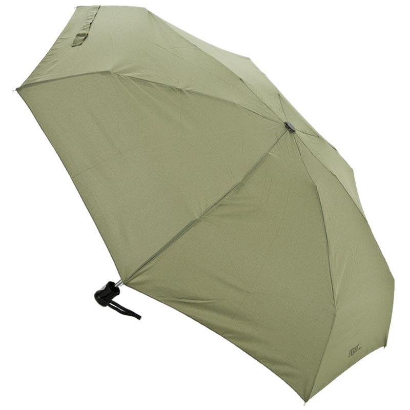 Складной зонтик зеленого цвета Ferre с автоматическим механизмом