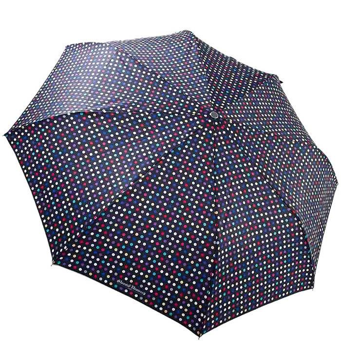 Большой женский зонтик Chantal Thomass в разноцветный горох