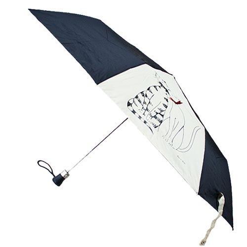 Зонт-автомат в 3 сложения Guy de Jean с котиками