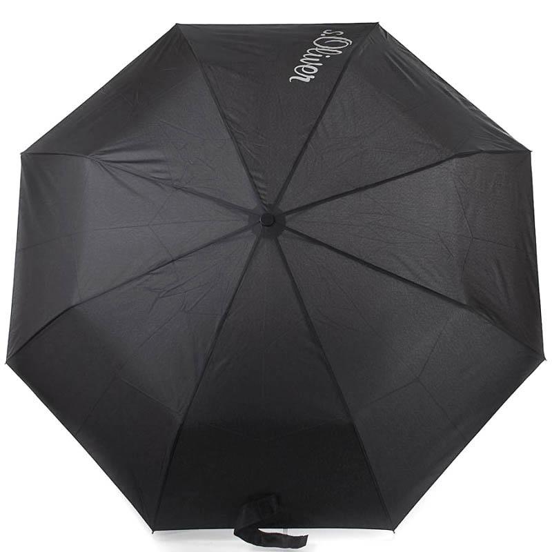 Зонт механический Doppler S.Oliver Fruit Black
