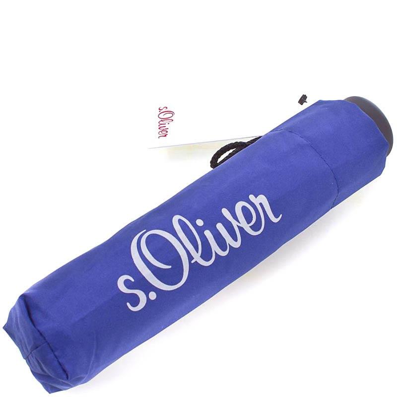 Зонт механический Doppler S.Oliver Fruit Blue
