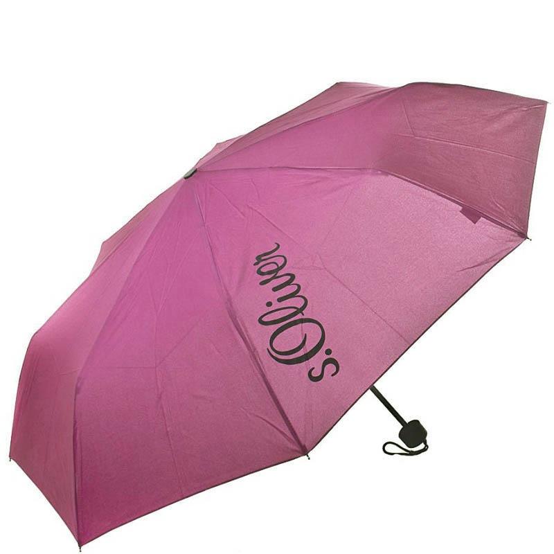 Зонт механический Doppler S.Oliver Fruit Pink