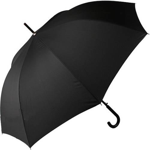 Зонт-трость Doppler автомат черного цвета модель 71666