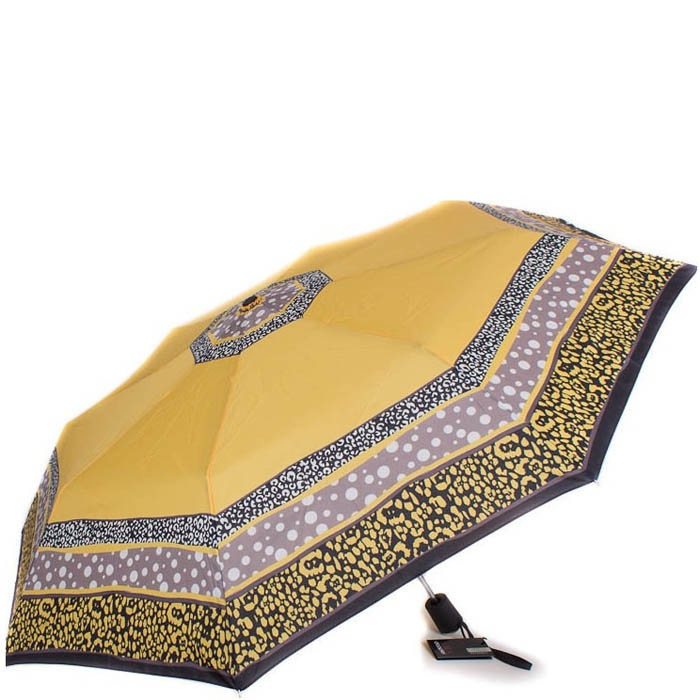 Зонт-полуатомат Doppler женский 730165G17 желтый