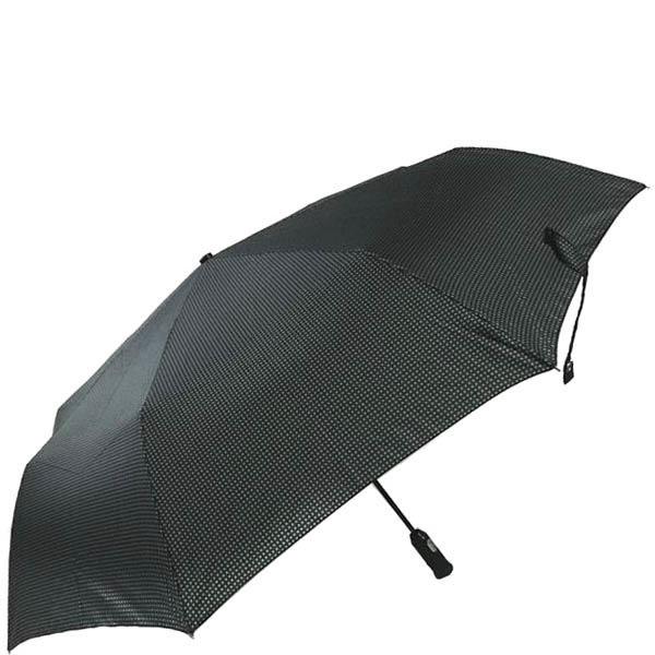 Зонт-автомат Doppler мужской модель 743067 черного цвета
