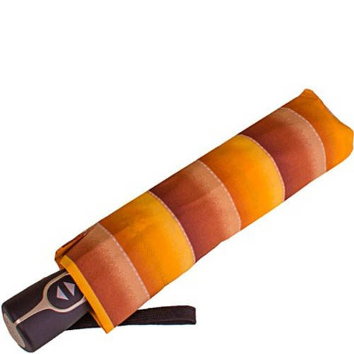 Зонт автомат Doppler модель 7441465ST женский оранжевый с желтым