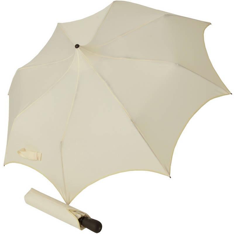 Зонт-автомат Doppler женский модель 744863 белый