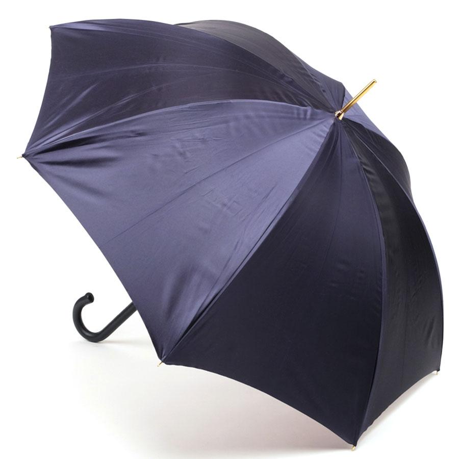 Зонт двухцветный Pasotti в красную клетку с цветами
