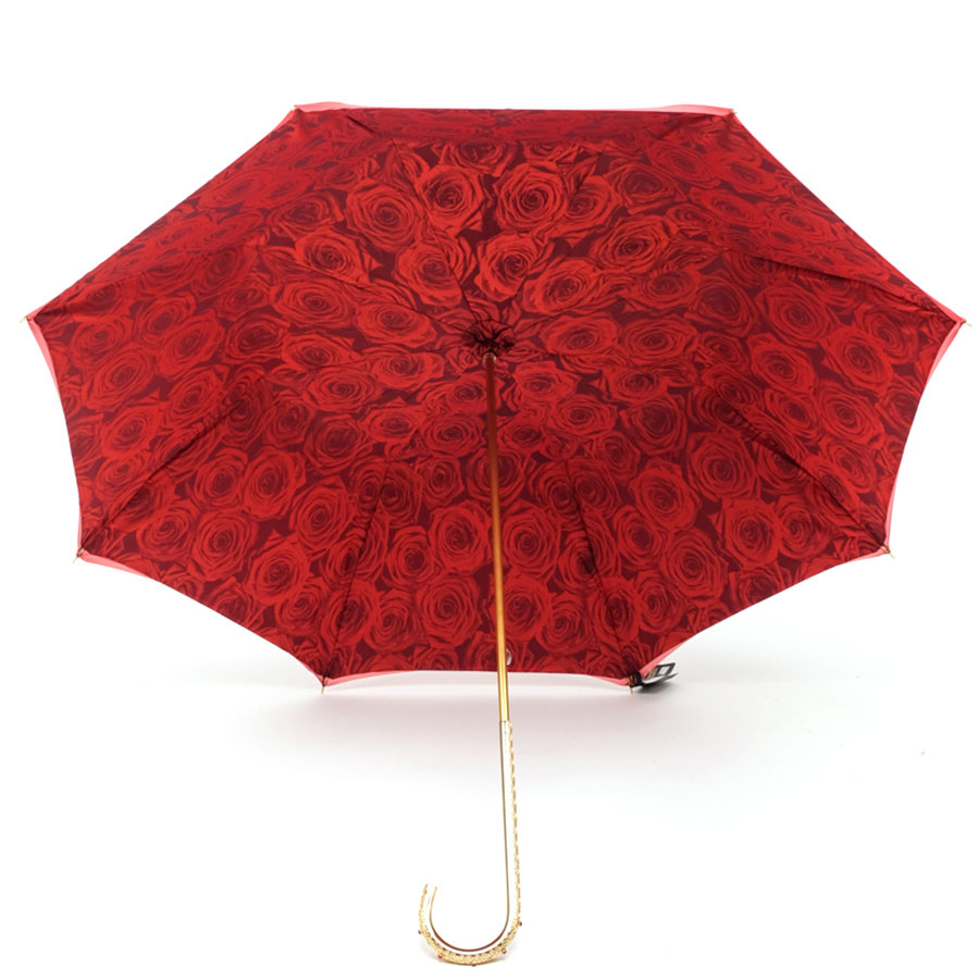 Зонт-трость Pasotti с двухсторонней расцветкой