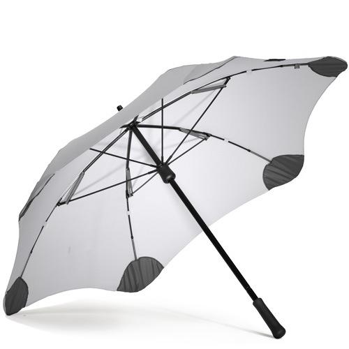 Зонт-трость Blunt Mini светло-серый, фото