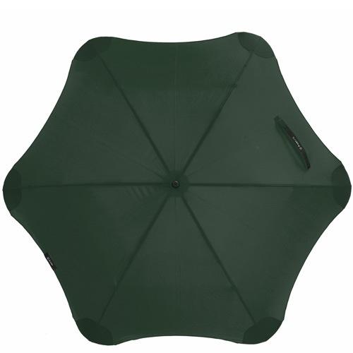 Зонт-трость Blunt Mini темно-зеленый, фото