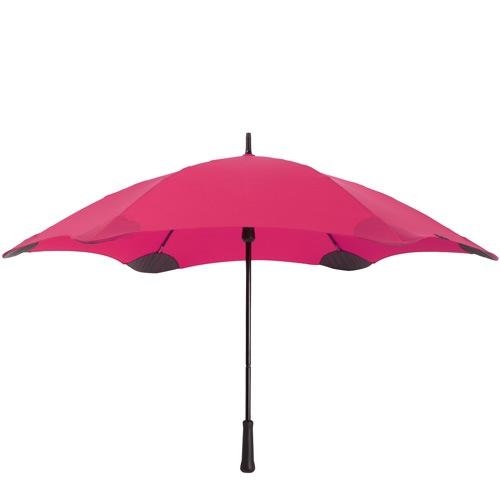 Зонт-трость Blunt Classic ярко-розовый, фото