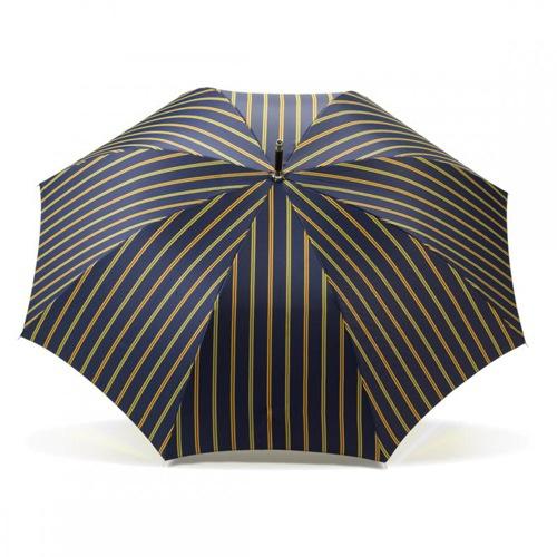 Зонт Dalvey Sporting синие полоски, фото