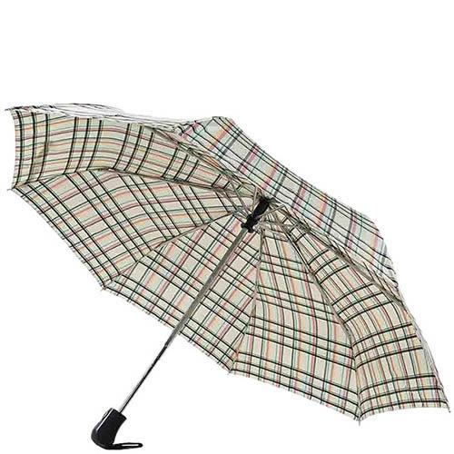 Клетчатый зонт-автомат Ferre унисекс, фото