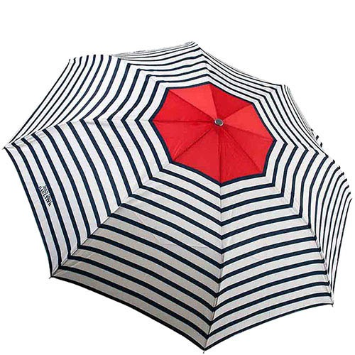 Большой женский зонт Jean Paul Gaultier в морском стиле, фото