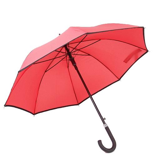Зонт-трость Ferre LA-1010 красного цвета, фото