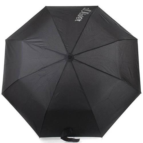 Зонт механический Doppler S.Oliver Fruit Black, фото